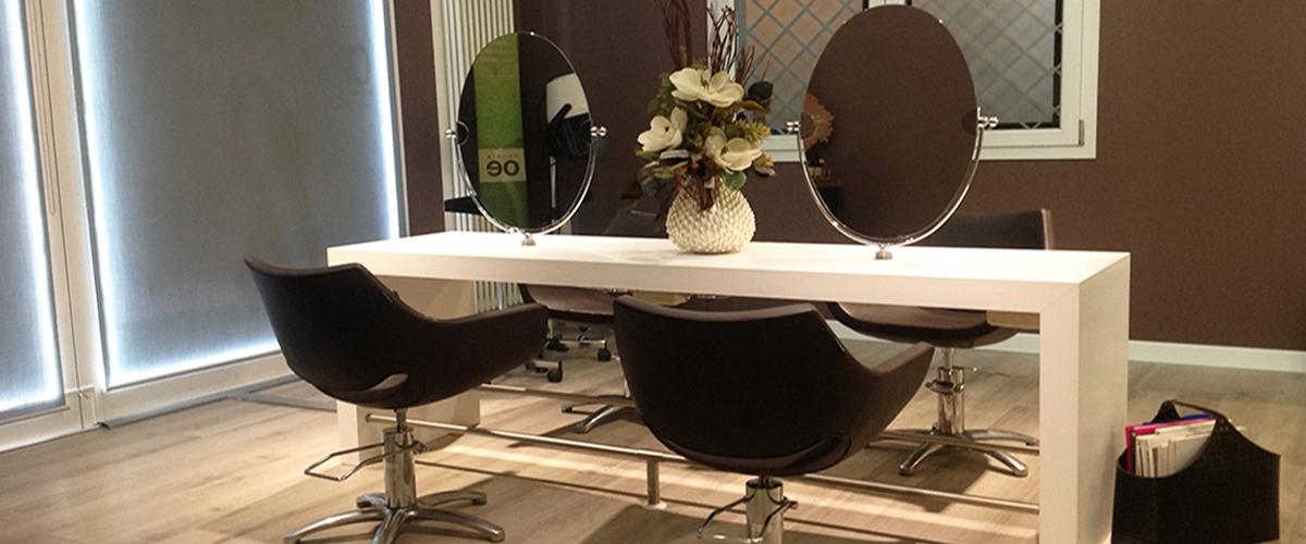 Ristrutturazione del salone da parrucchiere